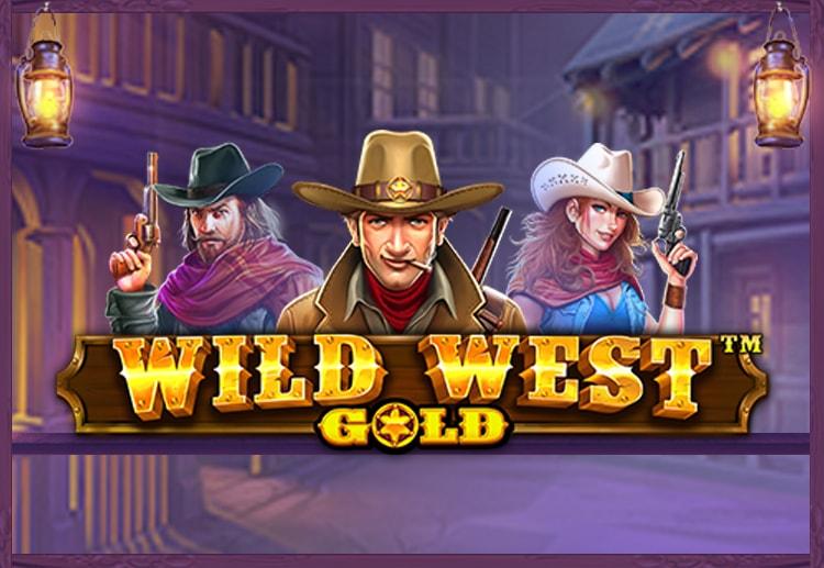 รีวิวเกมสล็อต Wild WestGoldแตกง่าย