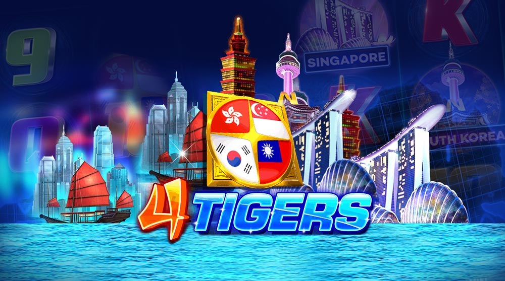 รีวิวเกมสล็อต Four Tigers